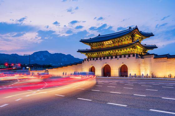 ไปทัวร์เกาหลี